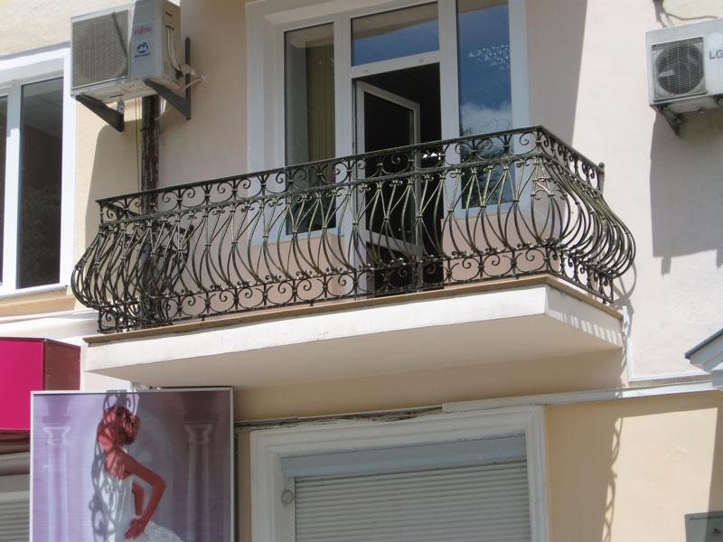 Укрепление балконных плит , перила: 4 000 грн. - балконы мак.