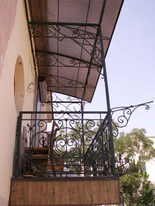 """Кованые балконы """" страница 9."""
